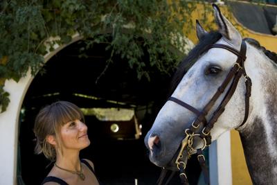 Sofie Gates Andalusitano