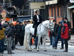 Horses in movies